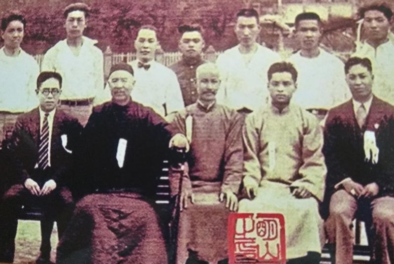Bagua_YiQuan_Group_Photo