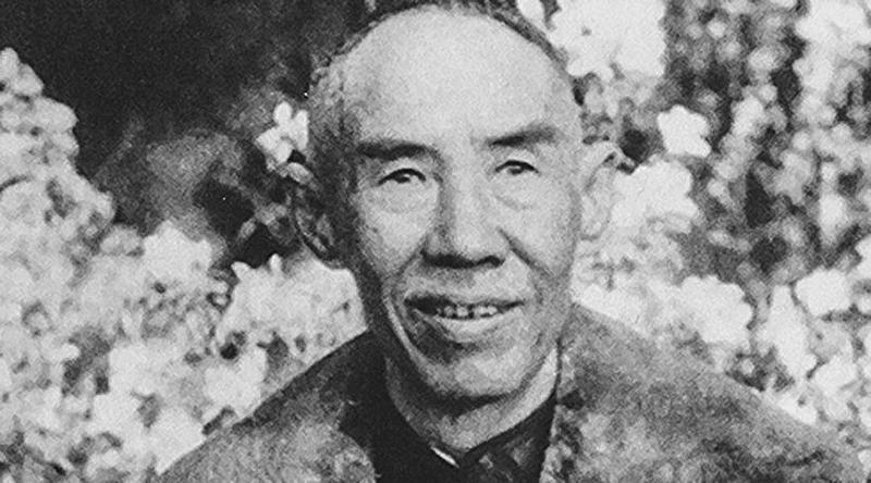 Wang Xing Zhai, the founder of Yi Quan