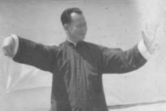 Cheng Wing Kong, direct student of Wu Jian Quan!