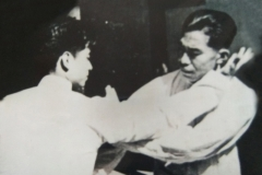 Zhao Dao Xing in sparring training