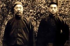 Zhang Zhao Dong and his student Zhao Dao Xin.